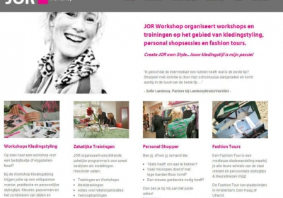 Klanten en projecten Zo! Online Marketing - Jor Workshop