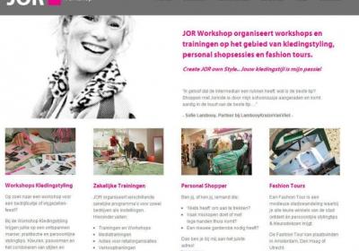 Klanten en projecten Zo! Online Marketing - Jor Workshop