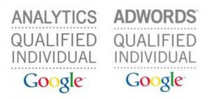 Adwords en Analytics gecertificeerd