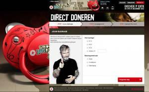 Klanten en projecten Zo! Online Marketing - Serious Request 2012