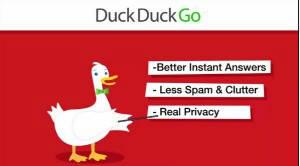 Duckduckgo - de privacy vriendelijke zoekmachine