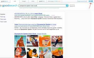 Good Search - zoekmachine dat goede doelen steunt