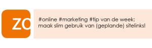 Zo Online Marketing - Online Marketing tip