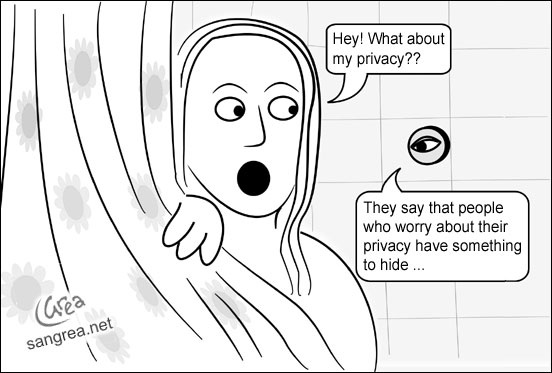 Visual privacy