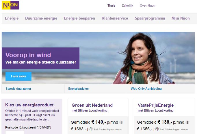 Nuon-online marketing-SEA-Display