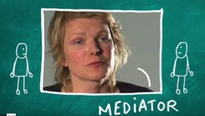 Voorbeeld video mediation