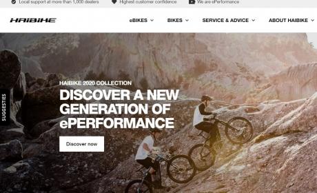 Haibike bikes and mountainbikes 2020